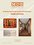 MDB Architectural Design Guide - Trim Styles