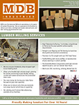 Lumber Milling Services Flyer