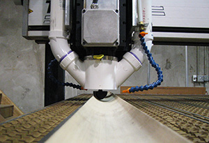 CNC Router and 4th Axis